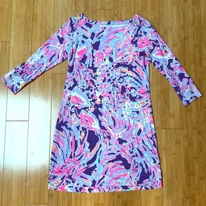 Lilly Pulitzer Shrimply Chic Sophie Dress